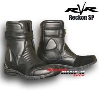 Sepatu Touring RvR Reckon SP Hitam