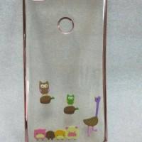 harga Casing Xiaomi Max/mi Max Cartoon Sticker Soft Case Silicon Transparent Tokopedia.com