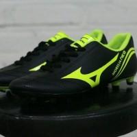 harga Sepatu Bola Mizuno Morelia Original Premium Black Green 39-44 Import Tokopedia.com