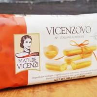 Matilda Vicenzi Vicenzovo Ladyfinger 200gr (Cocok utk Tiramisu)