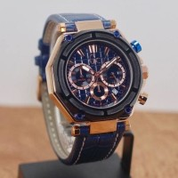 JAM TANGAN PRIA GC/GUESS COLLECTION CHRONOGRAPH CASE ROSEGOLD MURAH