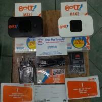 Jual Modem Wifi BOLT MAX2 Mifi 4G LTE Huawei E5577 FREE 32GB dan ADAPTOR Murah