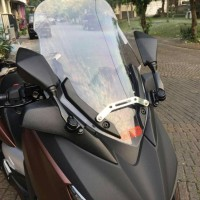 Bracket Spion Yamaha Xmax 250 untuk Spion Ninja 250 atau CBR 250 RR