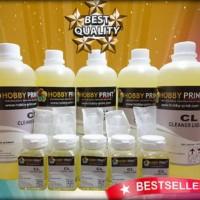 Cleaner Printer DTG (Cleaner Kuning) 500ml kualitas terbaik