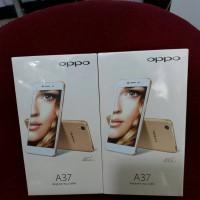Hp OPPO A37 NEW ROSE GOLD DAN GOLD GARANSI RESMI 1 TAHUN