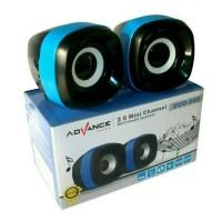 Speaker Komputer advance Duo 040