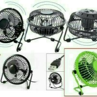 Jual mini fan-kipas angin mini/portable usb bahan besi Murah