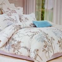 Jual Blossoming Love 1, Bedcover set Cherry ,King size, katun jepang, halus Murah