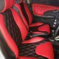 Sarung Jok Mobil Toyota Yaris Bahan LEDERLUX