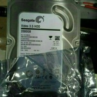 hardisk 2tb seagate 3,5inci for cctv dan pc