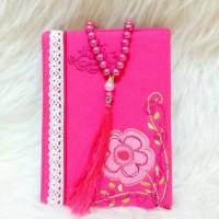 Jual Quran Rainbow Free Tasbih Wanita Andalusia Zipper Murah