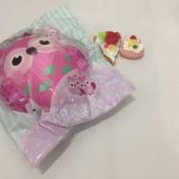 Jual boo owl squishy by Cupcake Aisyah Murah