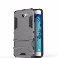 Soft Hard Case Casing HP Samsung Galaxy J5 Prime Armor Stand Cover 3D