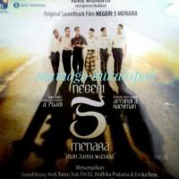 CD YOVIE WIDIANTO OST NEGERI 5 MENARA