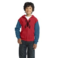 JAKET SWEATER SPIDERMAN HOME COMING ANAK
