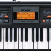 Keyboard Roland E-09 / Roland E09 / Original Roland