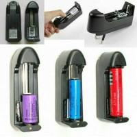 Universal Cell Charger 18650 AA AAA Recharge Battery Indikator Lampu