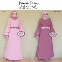 Bonia dress suplier baju online murah gamis murah baju muslim murah
