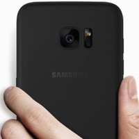 SLIM MATTE SAMSUNG J1ACE FULL BLACK