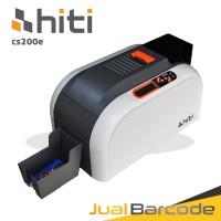 ID CARD PRINTER HITI CS200e   PRINTER KARTU HITi CS-200e   hiti CS200E