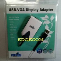 USB 2.0 to VGA Adapter CHRONOS