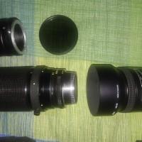 kamera nikon d200, nikon d3000, sb600