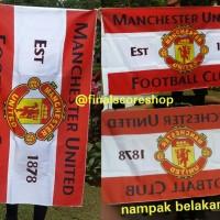 Jual Jual Bendera Manchester United Murah