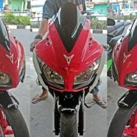 harga Gprr Visor Windshield Headlamp Jenong Honda Cbr 150r K45 Lokal Tokopedia.com