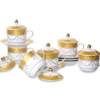 Jual Tea Set - Cangkir dan Lepek - Cup & Saucer Y85 Vicenza Murah