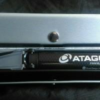 ATAGO Master S/Mill M Salinity Refractometer Salinitas Refraktometer