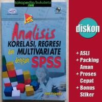 Analisis Korelasi, Regresi, dan Multivariate dengan SPSS - Duwi P