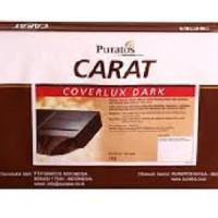 Puratos coklat carat coverlux dark 1kg