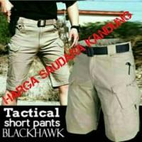 Jual Celana Tactical Blackhawk Cream Pendek 2408 Murah