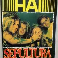 Majalah Hai edisi Juli 1992 : Sepultura Membakar Jakarta