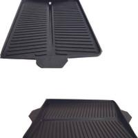 Jual GRILL YAKINIKU DOUBLE PAN GRILL-Alat Panggang (37 x 26 cm) Murah