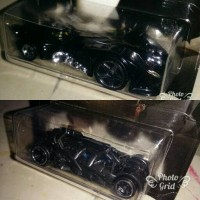 Hot Wheels Batman 1 Paket 6 buah made in Thailand