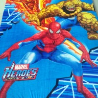 Karpet Selimut Spiderman Tebal 1 Cm