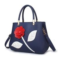 519 Blue Supplier Tas Wanita Import Batam Murah Handbag Ransel