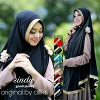 Hijab Syari Murah Khimar Sindy Jumbo