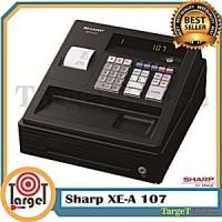 Sharp XE-A107/Mesin kasir/Cash Register/Laminating/Mesin hitung uang