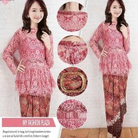 Baju Kebaya Modern Busana Wanita Gaun Pesta Dress Muslim Gamis Butik