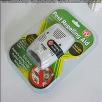 Jual Pengusir Tikus Kecoak Hijau / Riddex Quad Green Repelling Pest Unik Murah