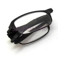 Kacamata Baca Lipat Plastik Plus 1.5
