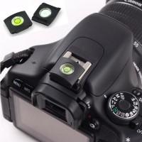 Hot Shoe Cover Bubble Spirit Level Camera DSLR SLR Canon Nikon Fuji