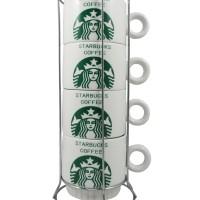 harga Hermosa Gelas Susun 4/ Mug Jar Starbucks Tokopedia.com