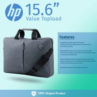 "Bags/Cases/Tas HP Value Topload Series Macbook/Laptop 15.6"" Inch (ORI)"