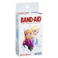 Band-Aid Frozen 15 Stips Waterproof