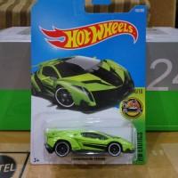 Lamborghini Veneno Hotwheels 1/64