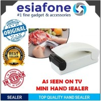 ESIATEC Mini Plastic Hand Sealer / Perekat Plastik As Seen On TV