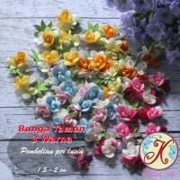 Bunga Taman 3 Warna per lusin (Aplikasi Craft)